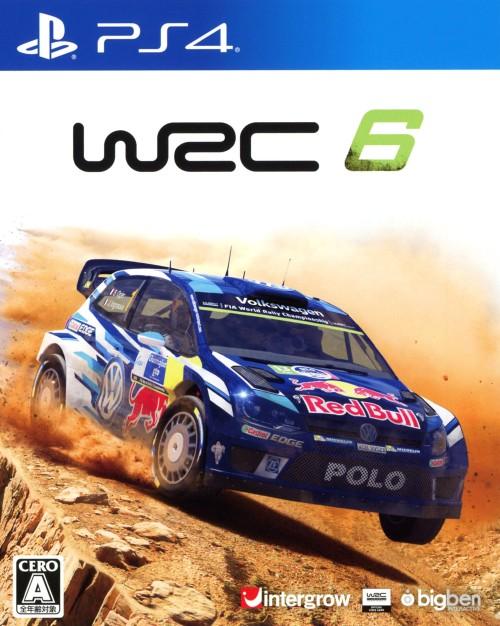 【中古】WRC6 FIA ワールドラリーチャンピオンシップ