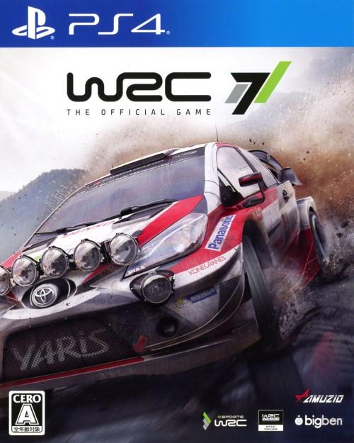 【中古】WRC7