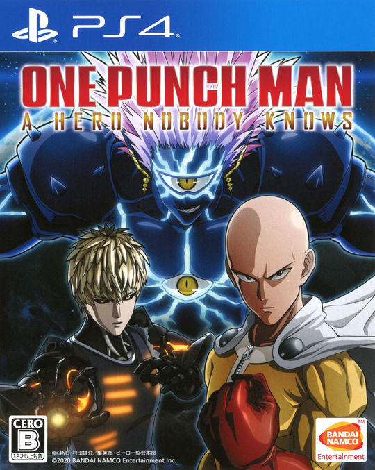 【新品】ONE PUNCH MAN A HERO NOBODY KNOWS