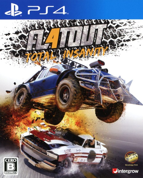 【中古】FlatOut 4: Total Insanity