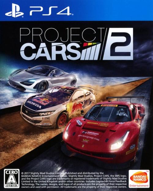【中古】Project CARS 2