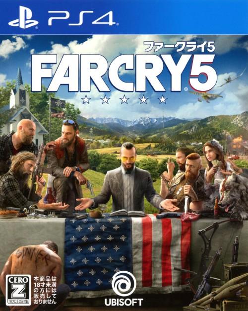 Far Cry 5のジャケット写真