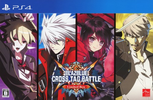 【新品】BLAZBLUE CROSS TAG BATTLE Limited Box (限定版)
