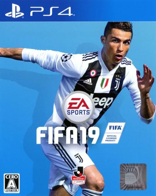 【中古】FIFA 19