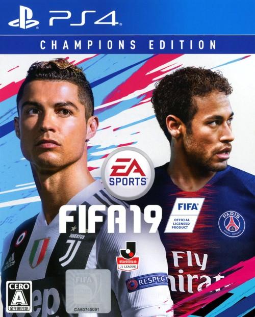 【中古】FIFA 19 Champions Edition (限定版)