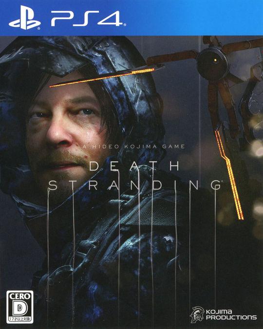 【新品】DEATH STRANDING