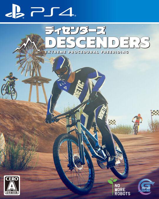 【新品】Descenders ディセンダーズ