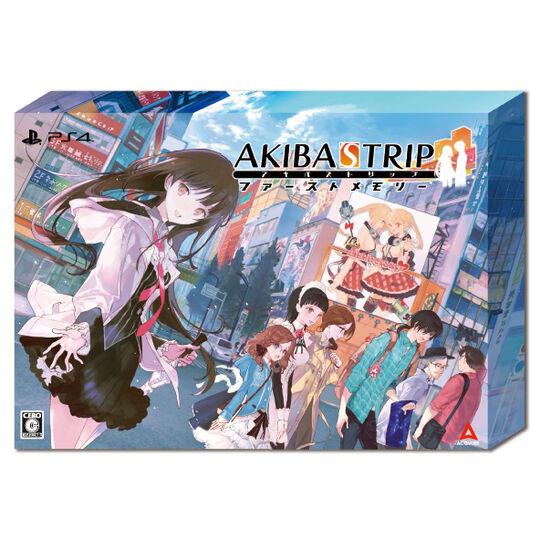 【新品】AKIBA'S TRIP ファーストメモリー 初回限定版 10th Anniversary Edition (限定版)