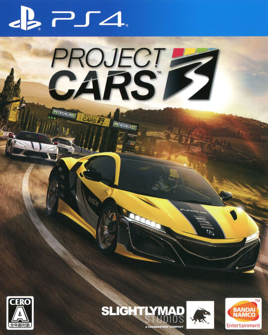 【新品】Project CARS 3