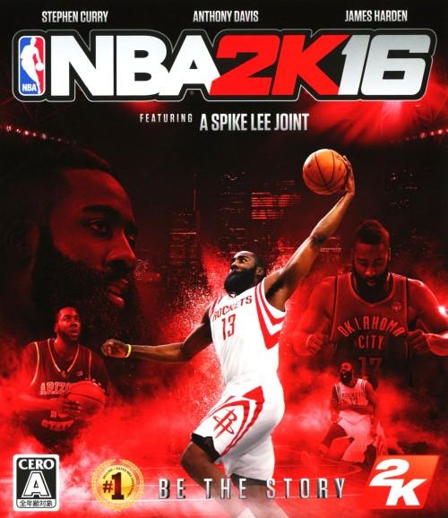 【中古】NBA 2K16