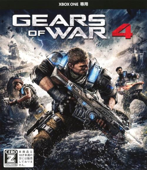 【中古】【18歳以上対象】Gears of War 4