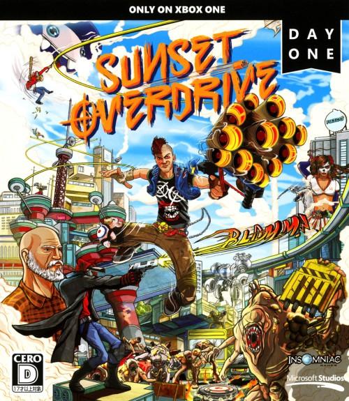 【中古】Sunset Overdrive Day Oneエディション (初回版)