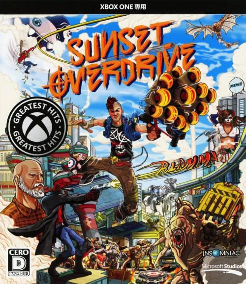 【中古】Sunset Overdrive Greatest Hits