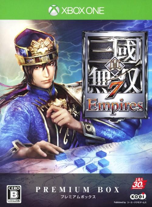 【中古】真・三國無双7 Empires プレミアムBOX (限定版)