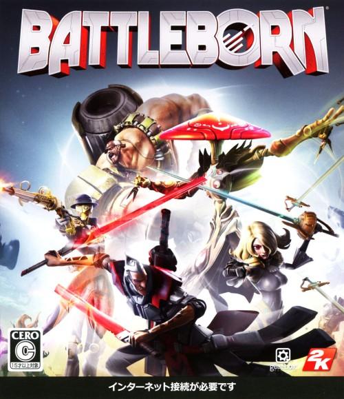 【中古】Battleborn(バトルボーン)(ネット専用)