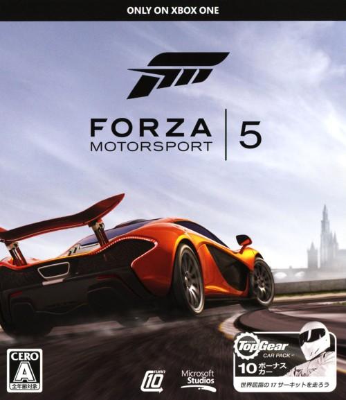 【中古】Forza Motorsport5