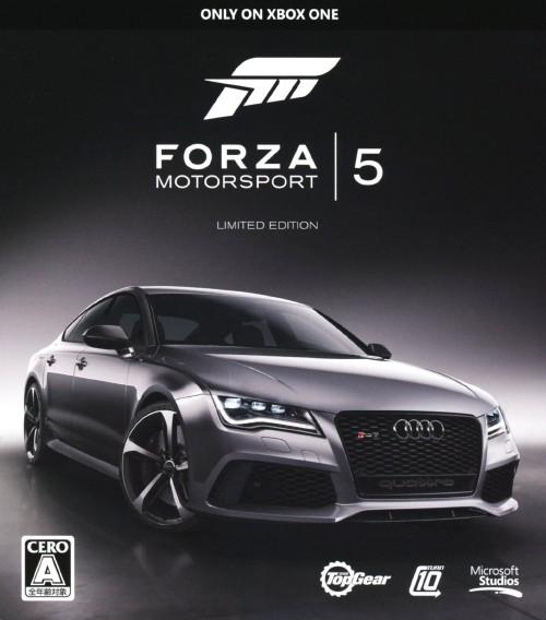 【中古】Forza Motorsport5 リミテッド エディション (限定版)
