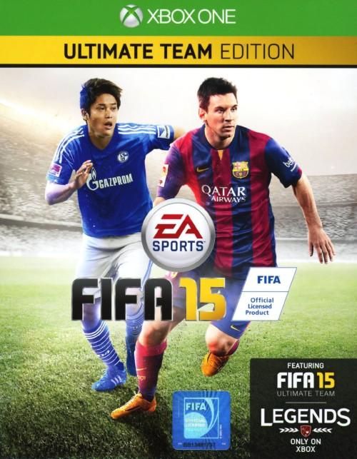 【中古】FIFA 15 ULTIMATE TEAM EDITION (限定版)