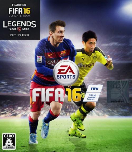 【中古】FIFA 16