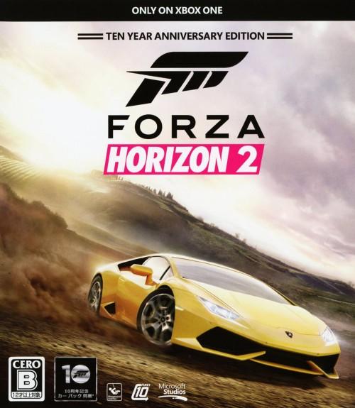 【中古】Forza Horizon 2 10 Year Anniversary Edition