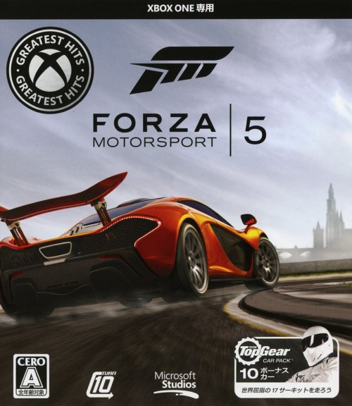 【中古】Forza Motorsport5 Greatest Hits
