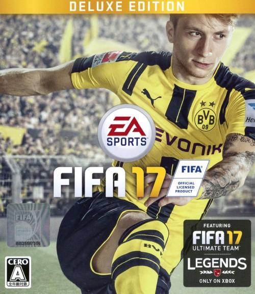 【中古】FIFA 17 DELUXE EDITION (限定版)