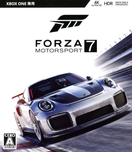 【中古】Forza Motorsport7