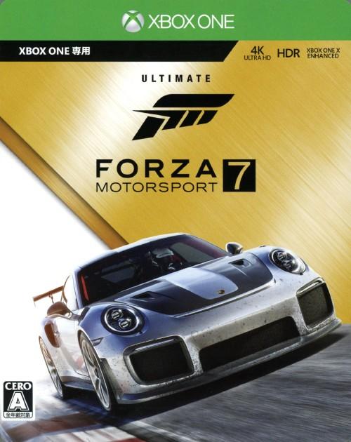 【中古】Forza Motorsport7 アルティメット エディション (限定版)