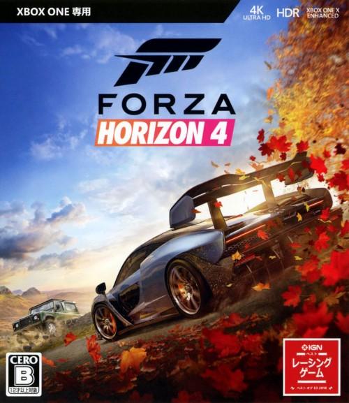 【中古】Forza Horizon 4