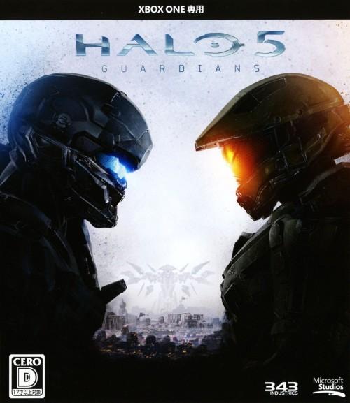 Halo5のジャケット写真