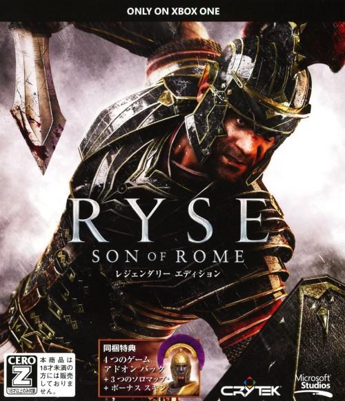 【中古】【18歳以上対象】Ryse: Son of Rome レジェンダリー エディション