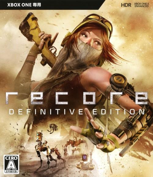 【中古】ReCore Definitive Edition