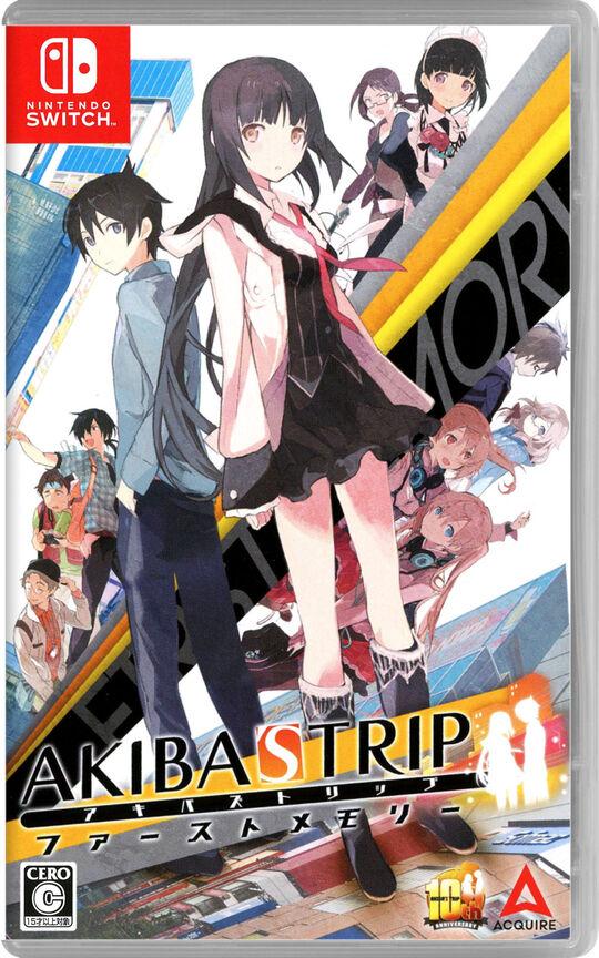 【新品】AKIBA'S TRIP ファーストメモリー