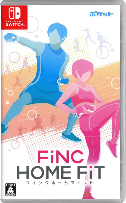 【新品】FiNC HOME FiT(フィンクホームフィット)