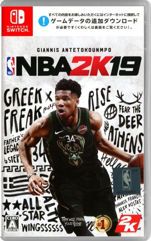 【中古】NBA 2K19