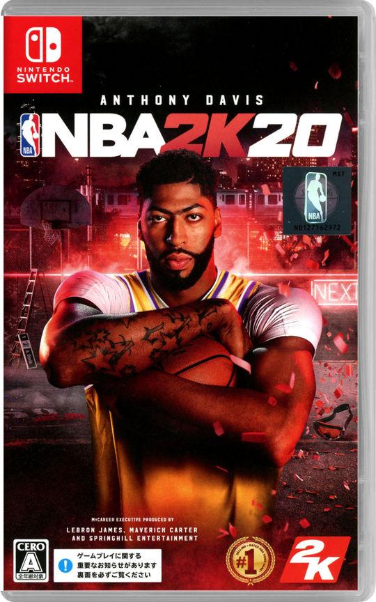 【中古】NBA 2K20