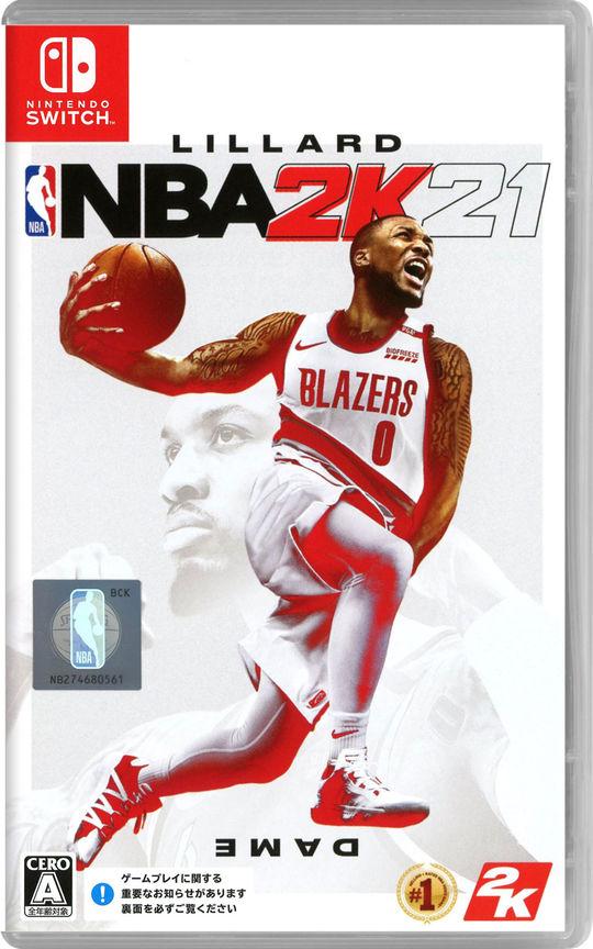 【新品】NBA 2K21