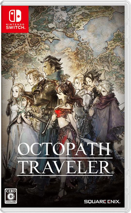 【中古】OCTOPATH TRAVELER