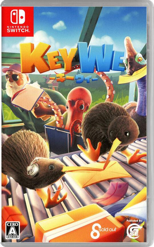 【新品】KeyWe−キーウィ−