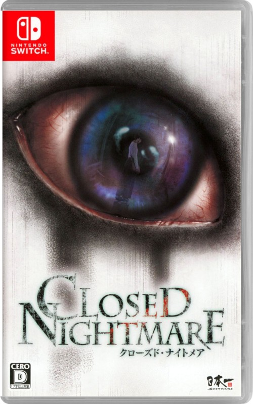 【新品】CLOSED NIGHTMARE