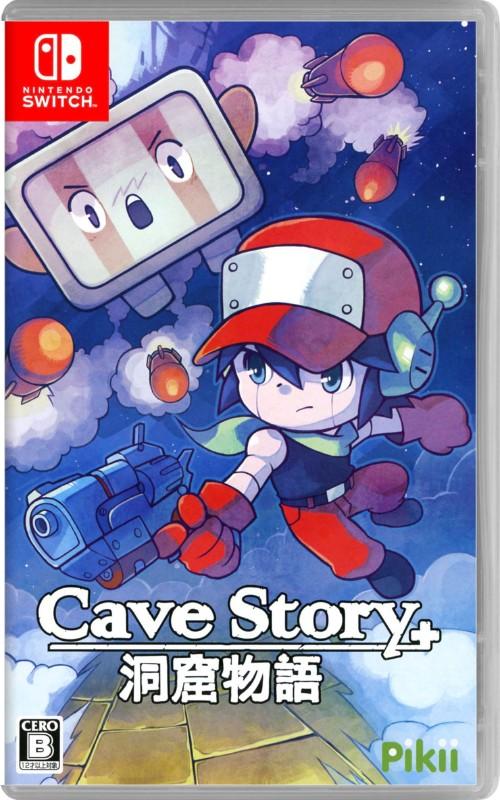 【中古】Cave Story+