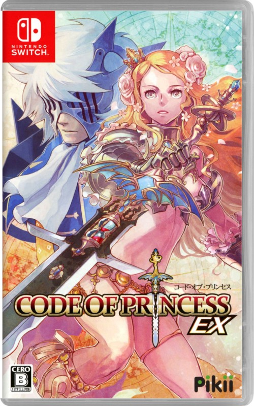 【中古】Code of Princess EX
