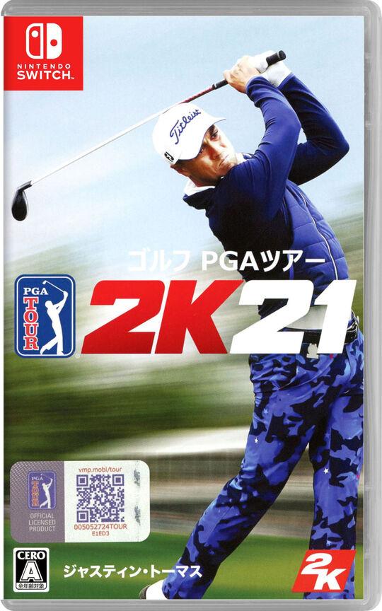 【新品】ゴルフ PGAツアー 2K21