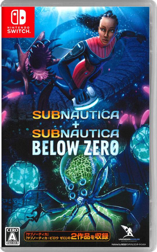 【新品】Subnautica + Subnautica Below Zero
