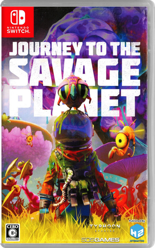 【新品】Journey to the savage planet