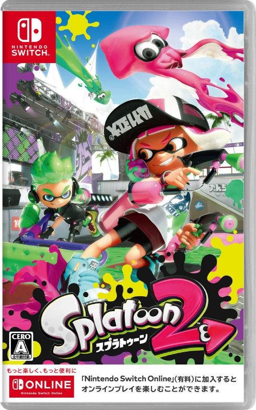 【新品】Splatoon 2