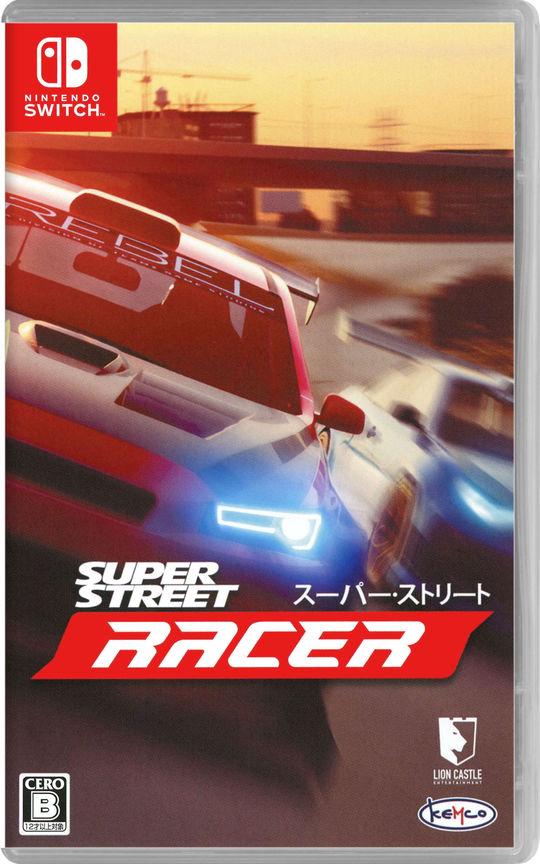 【中古】スーパー・ストリート: Racer