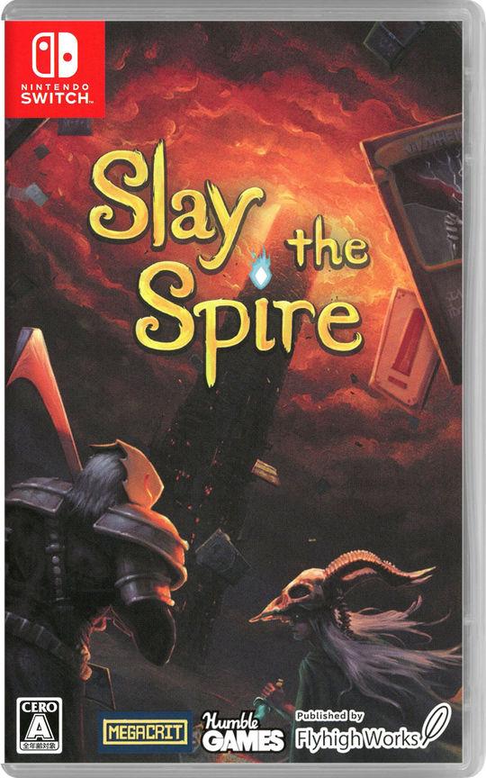 【新品】Slay the Spire(スレイザスパイア)