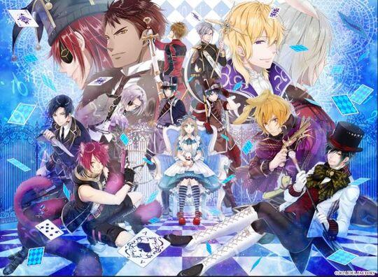 【新品】スペードの国のアリス 〜Wonderful White World〜 (限定版)