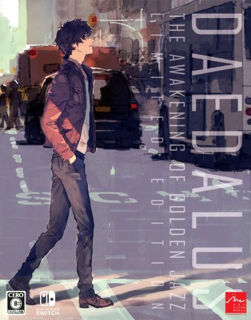 【新品】ダイダロス:ジ・アウェイクニング・オブ・ゴールデンジャズ Limited Edition (限定版)